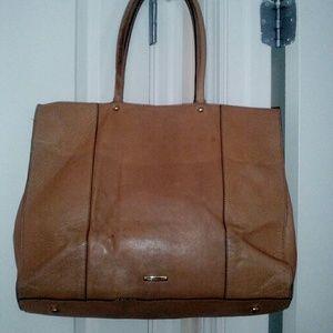 Rebecca Minkoff X large leather tote